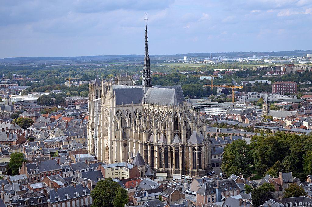 амьенский собор