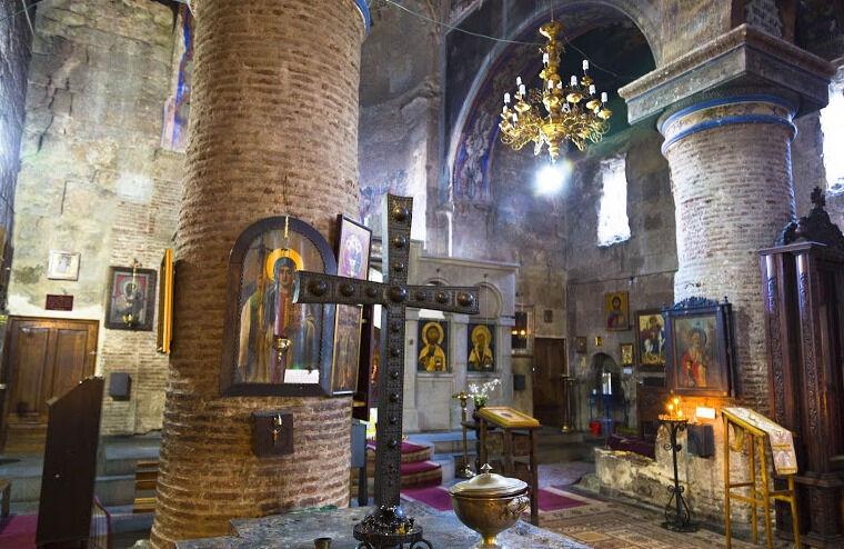 анчисхати церковь рождества девы марии