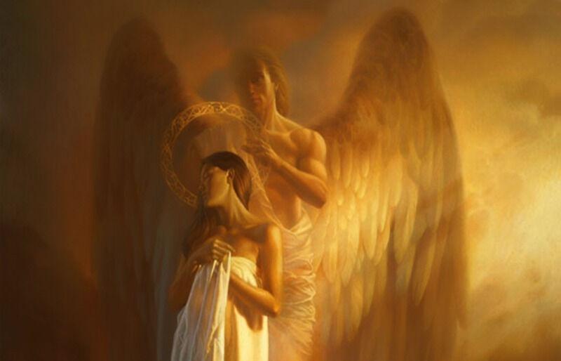 ангел мой пойдем со мной