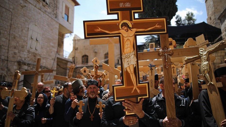 арабы христиане