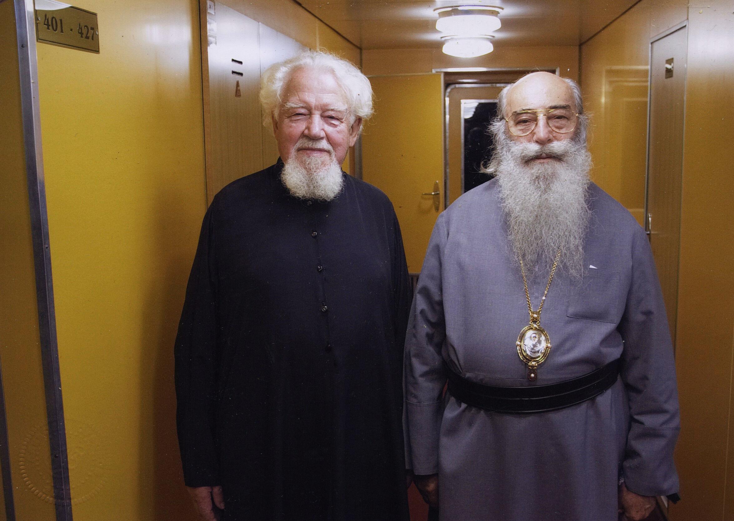 диакон патриарха кирилла