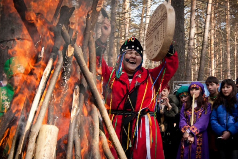 алтайские религии