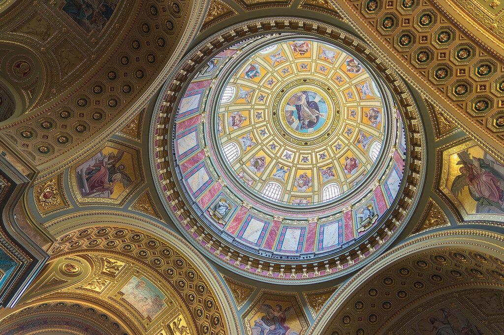 собор святого стефана в будапеште
