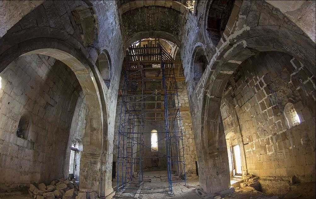 бедийский собор в абхазии