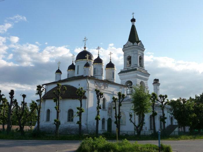 троицкая церковь в твери