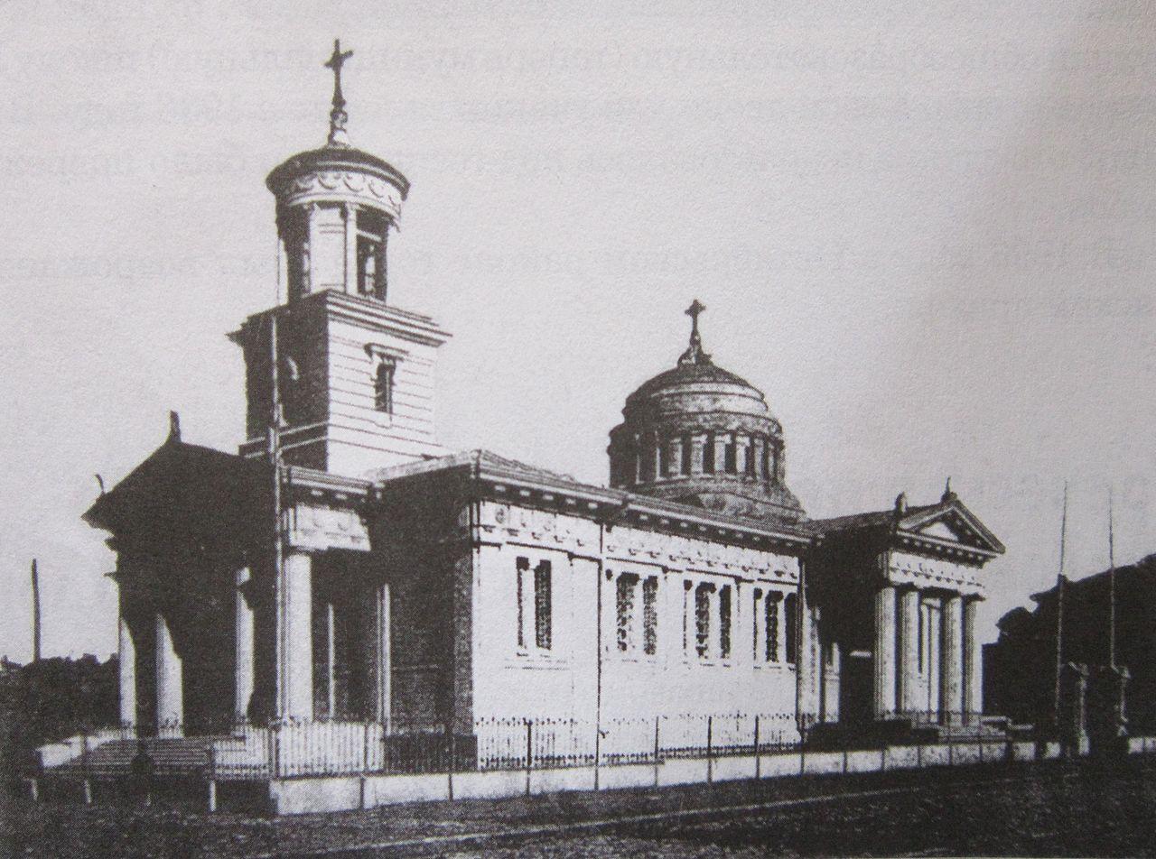 благовещенский греческий храм в ростове на дону