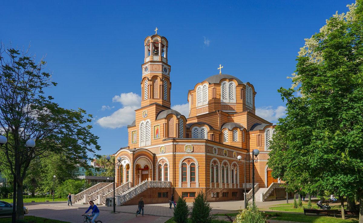 церковь на пушкинской