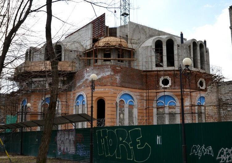 греческая церковь в ростове на дону