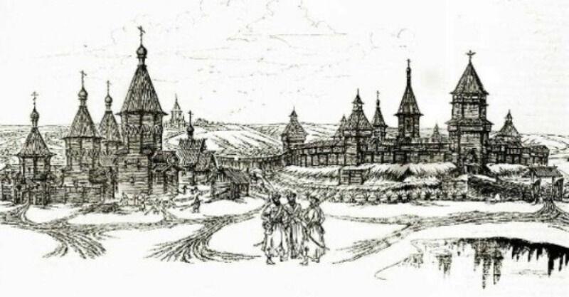 троицкий храм в орле
