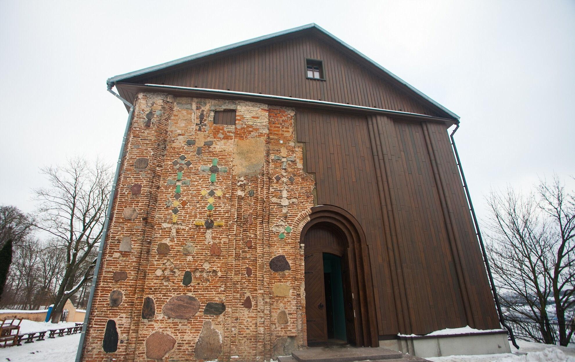 борисоглебская коложская церковь