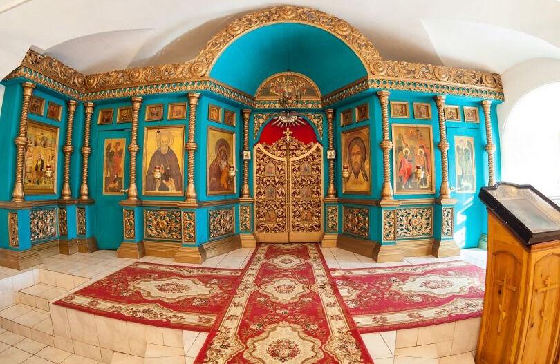 храм архангела михаила в ярославле