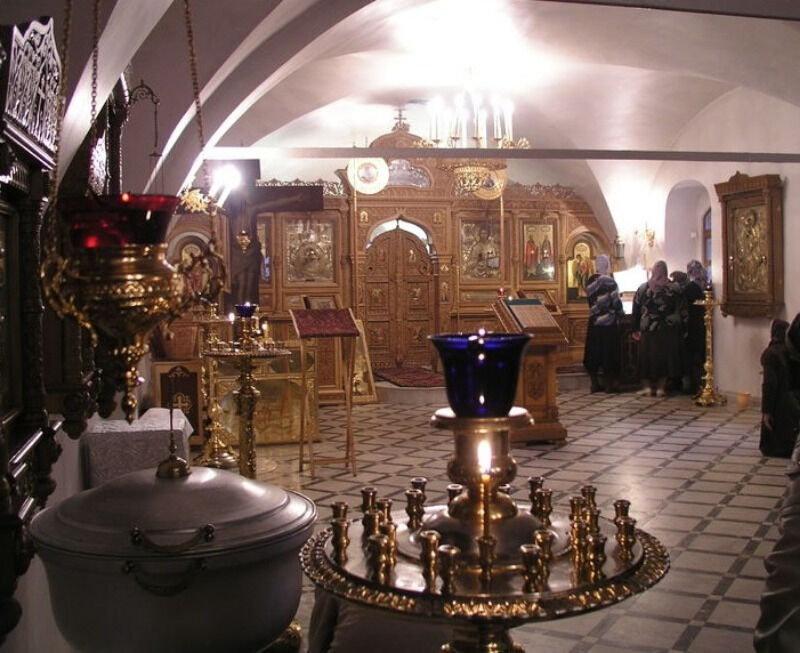 церковь богоявления в ярославле