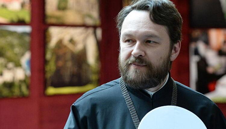 церковь и мир с митрополитом илларионом
