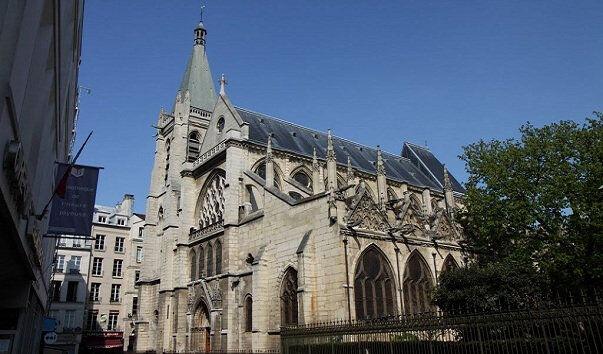 церковь святого северина