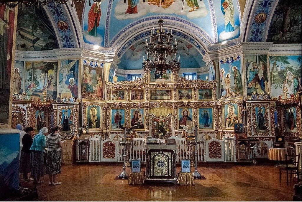 феодосия храм святой екатерины