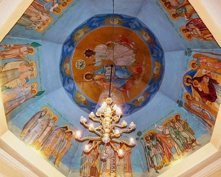 храм в барабаново красноярский край