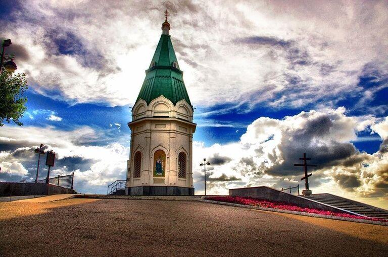 церковь параскевы пятницы барабаново