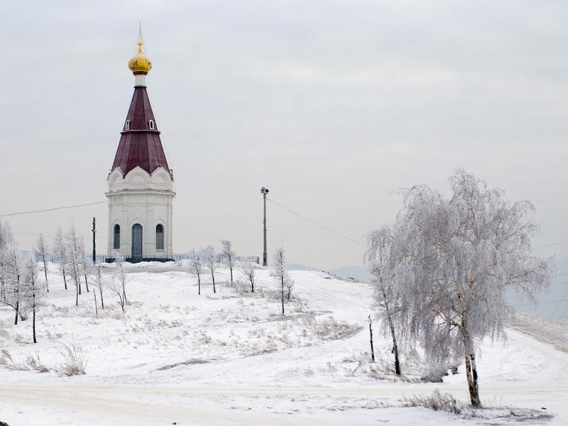 барабановская церковь в красноярске