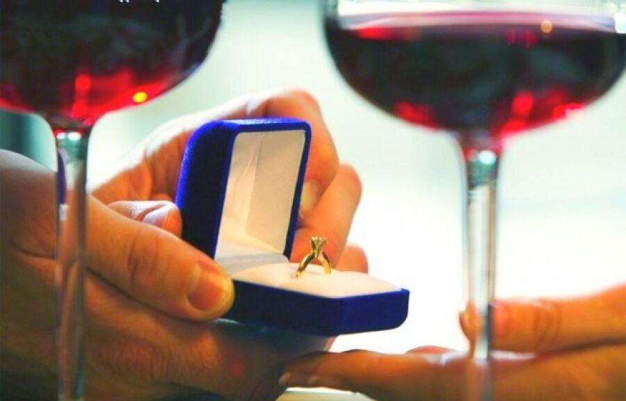 Традиции помолвки. Кольца для помолвки