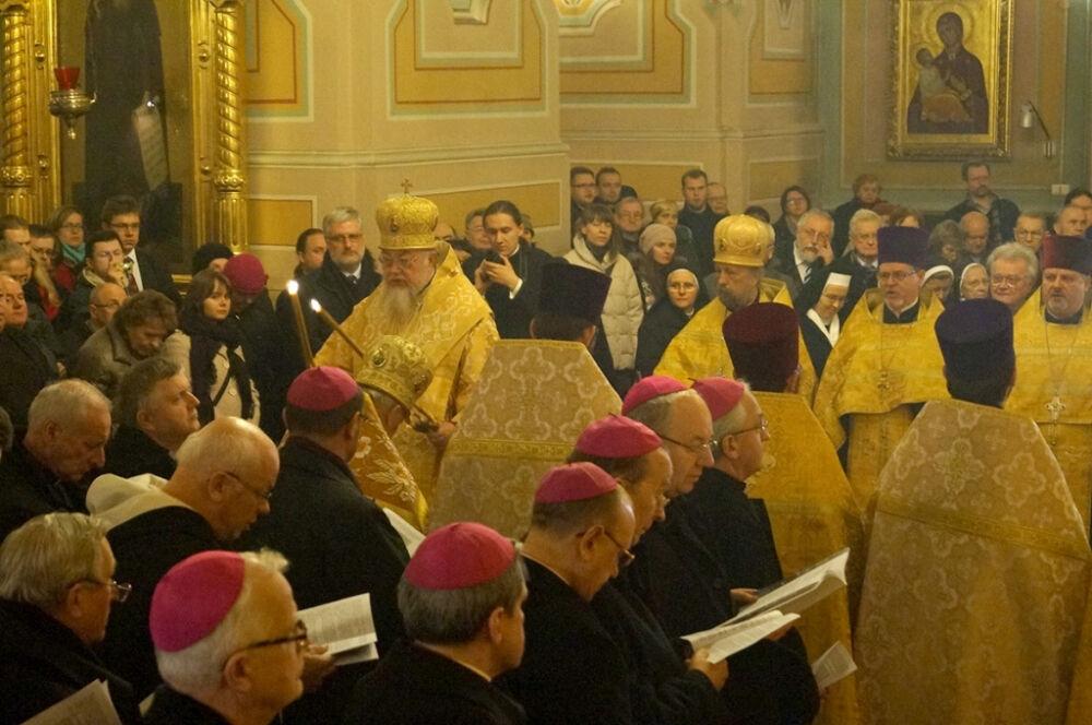 Православные патриоты опубликовали открытое письмо против экуменизма ...