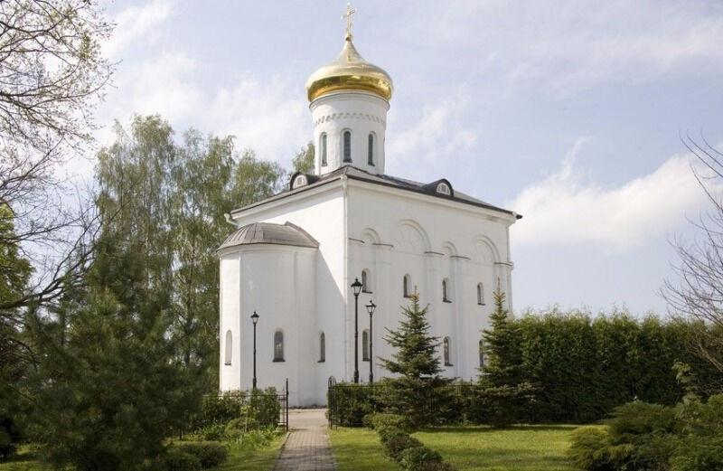 спасо преображенская церковь