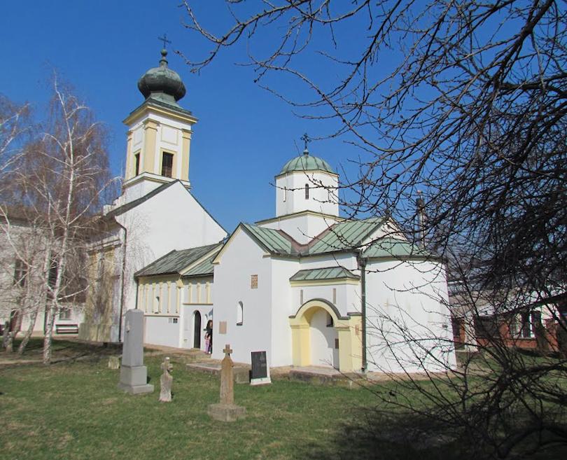 монастырь войловица