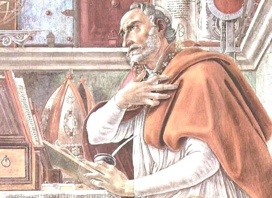 в исповеди августина впервые поднимается вопрос о