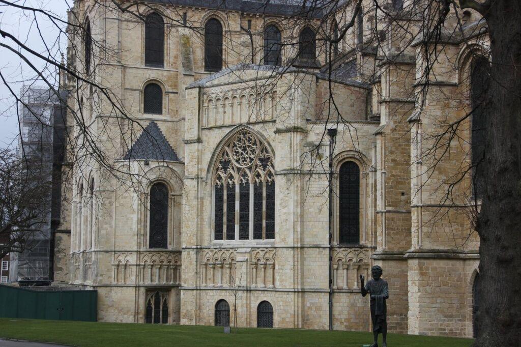 кентерберийское аббатство