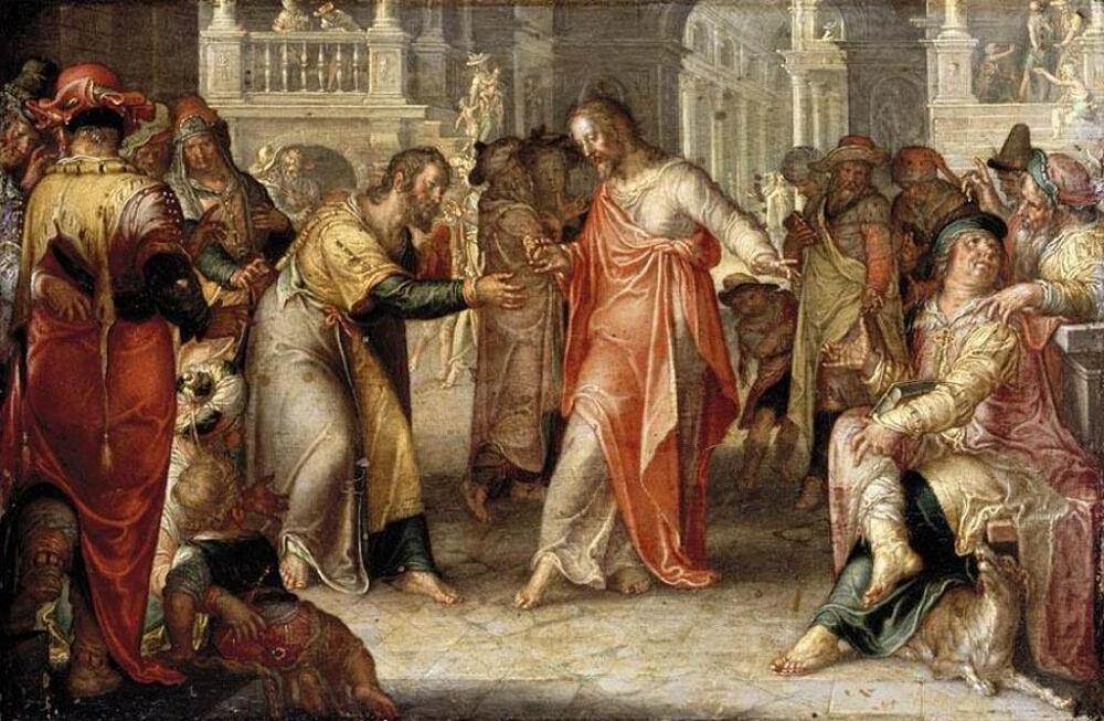 Кесарю кесарево. Евангельские события — Евангельские места. Путеводитель