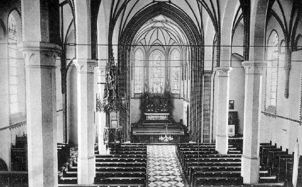 церковь святого семейства в калининграде