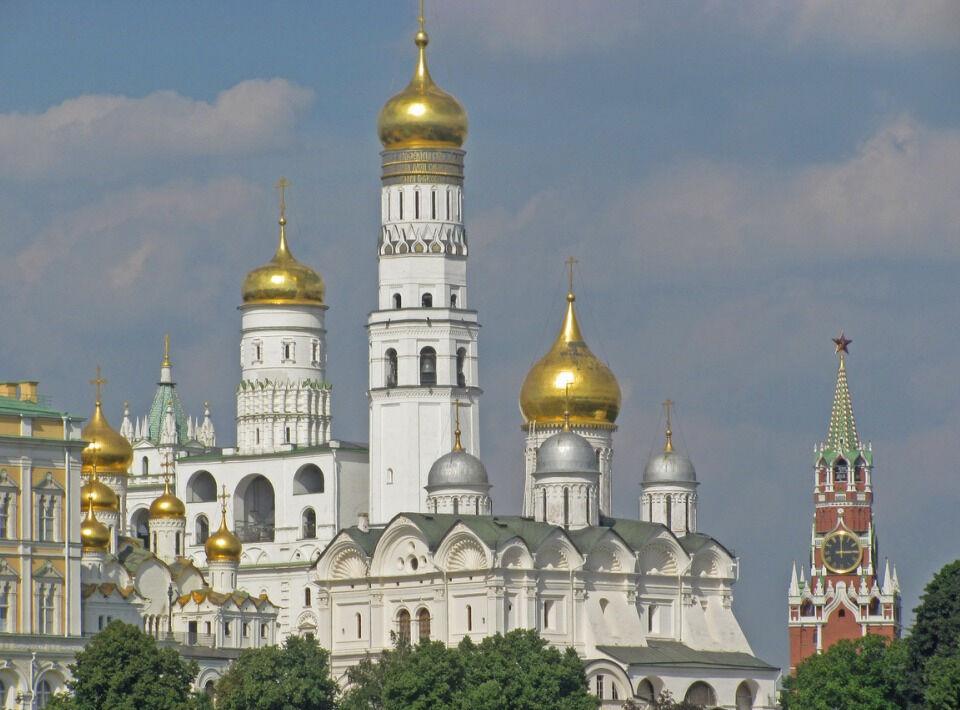 Центр российской столицы