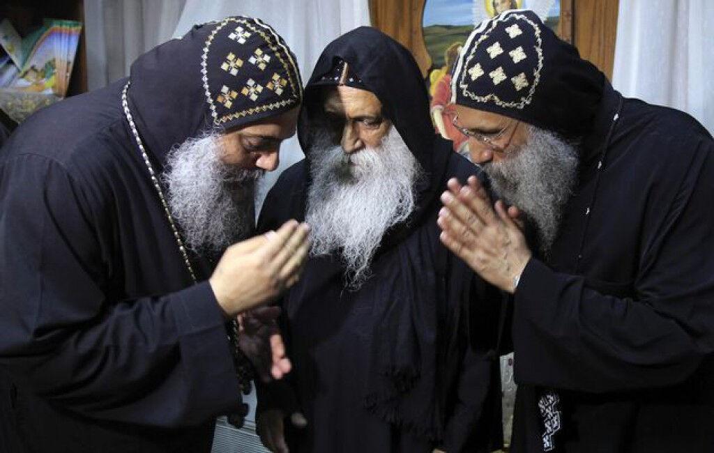копты египетские христиане