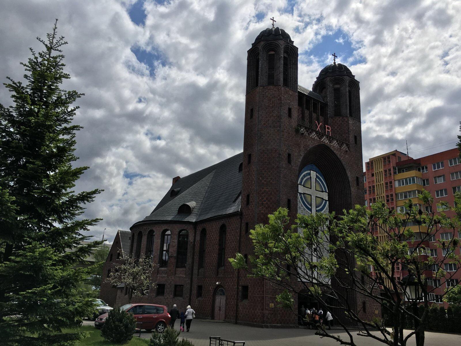 крестовоздвиженский собор в калининграде