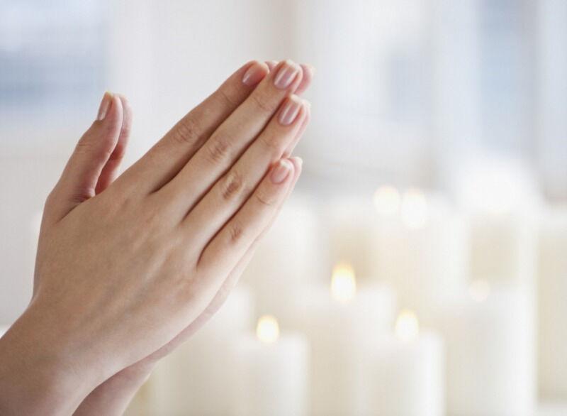 Очищение молитвами