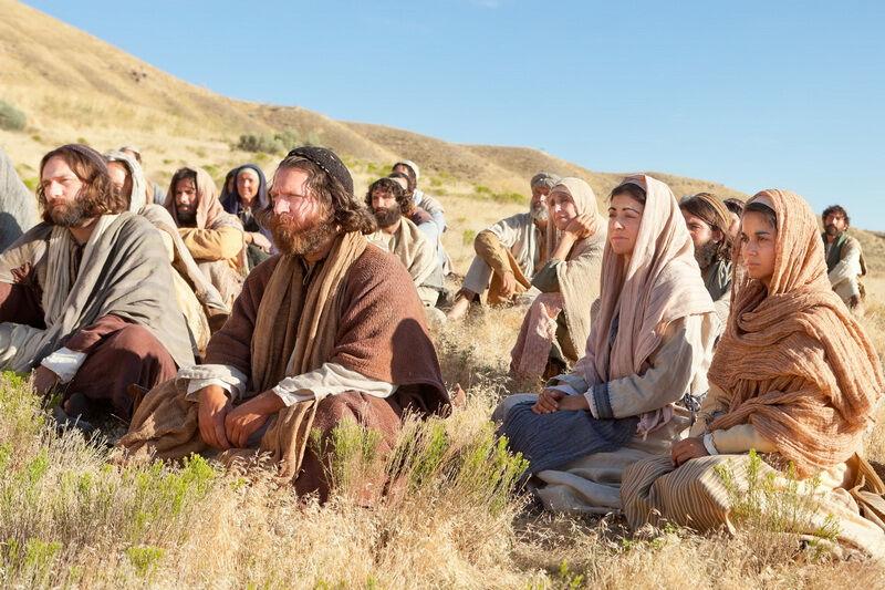 в нагорной проповеди провозгласил свои заповеди