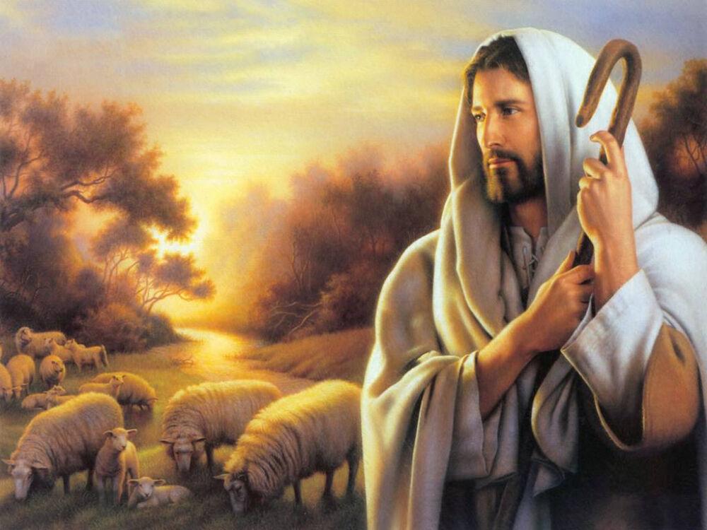 Проповедь Иисуса Христа. Он нес доброту…