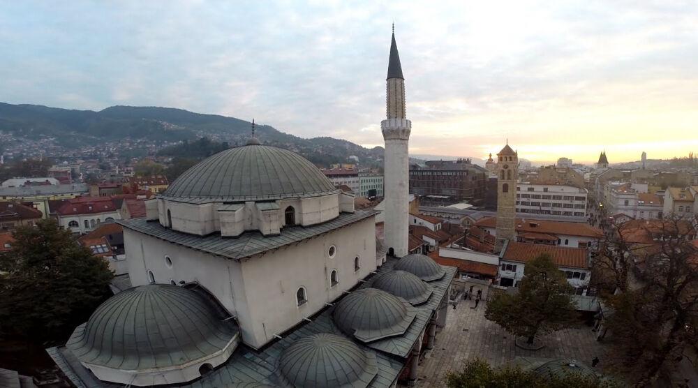 мечеть югославия