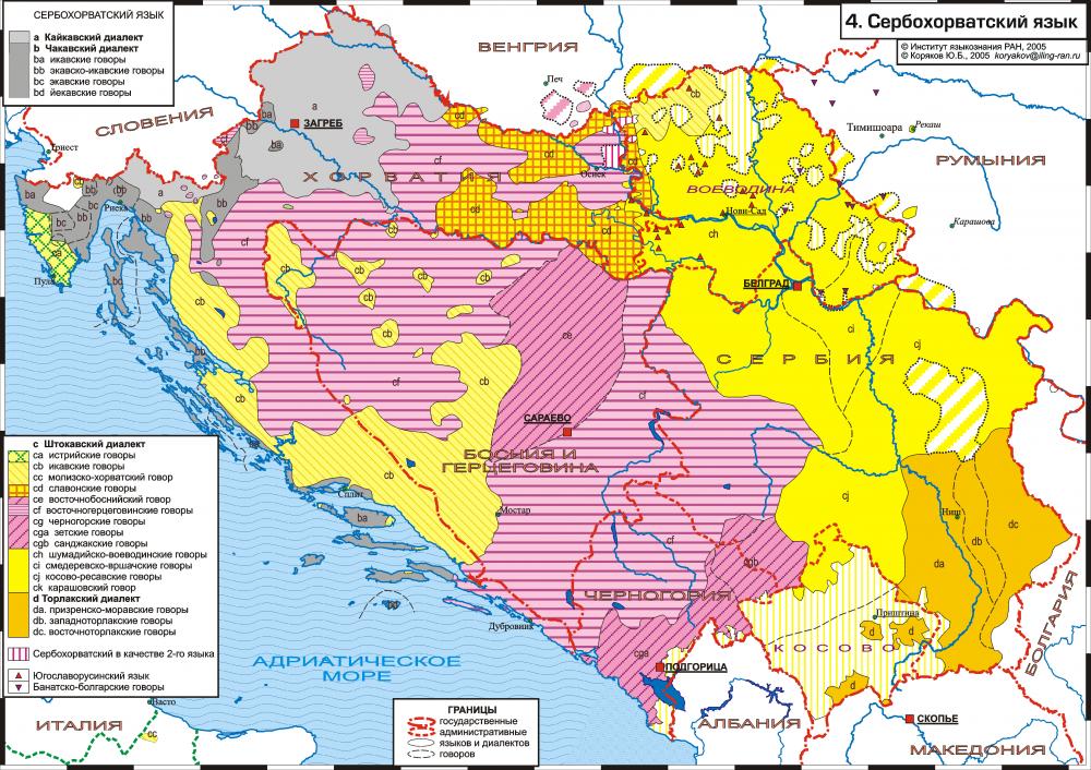 сербохорватский язык