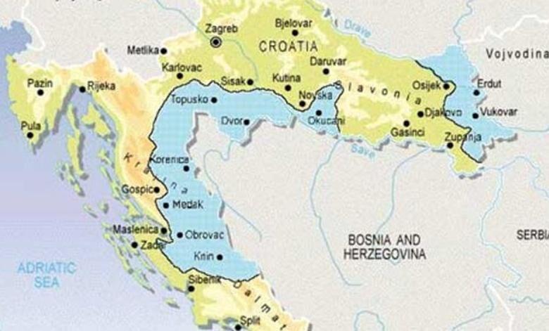 6. ožujka 1995. Plan Z-4 – zašto je genocidna SAO Krajina odbila ...