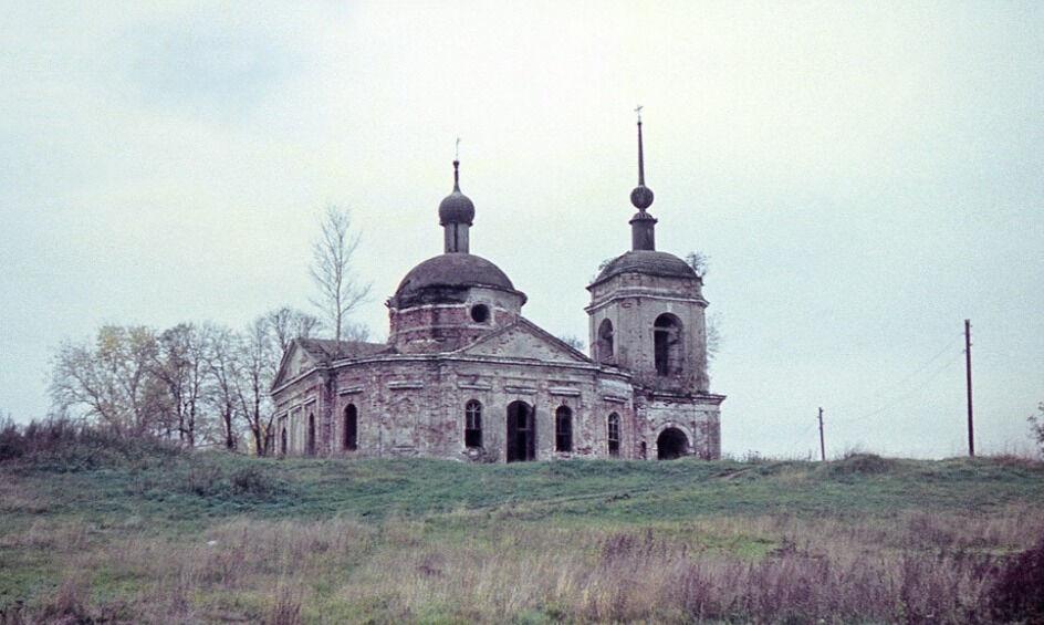 московская область село никольское храм