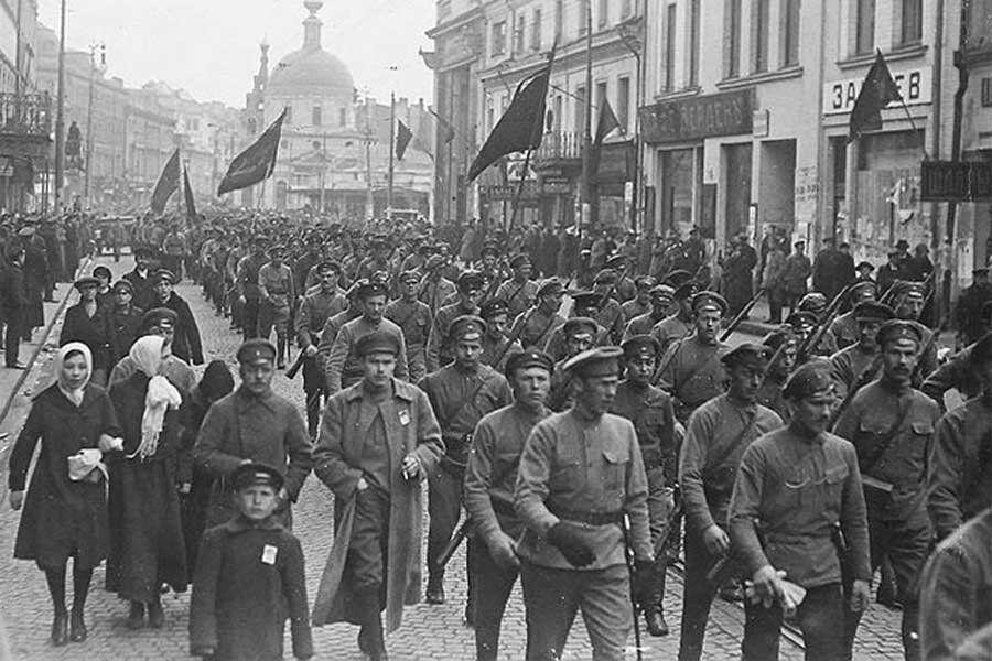 Керенский рассказал, как произошла революция 1917 года