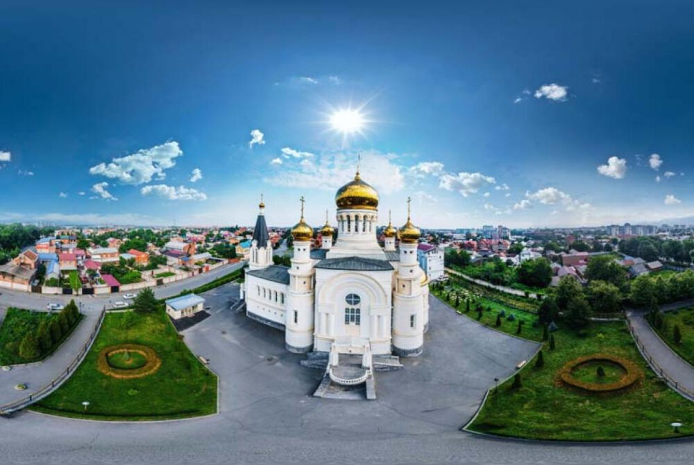 Собор великомученика Георгия Победоносца, г. Владикавказ |