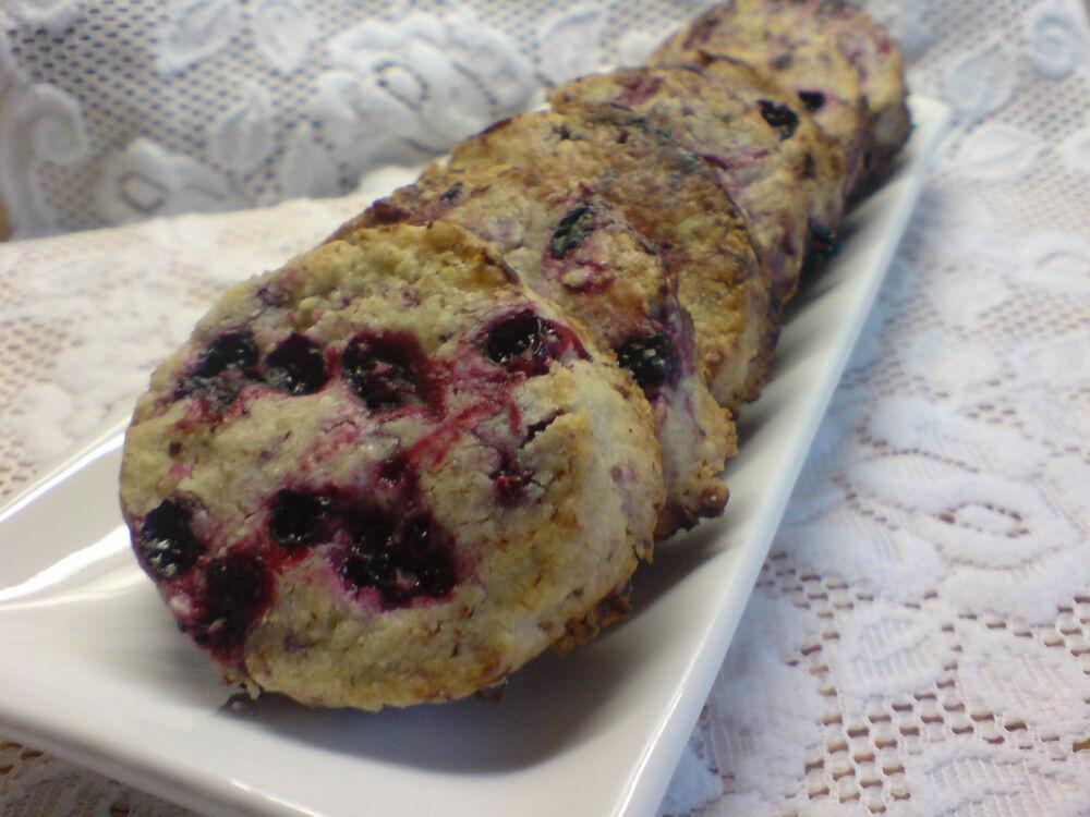 Печенье с черной смородиной рецепт с фотографиями