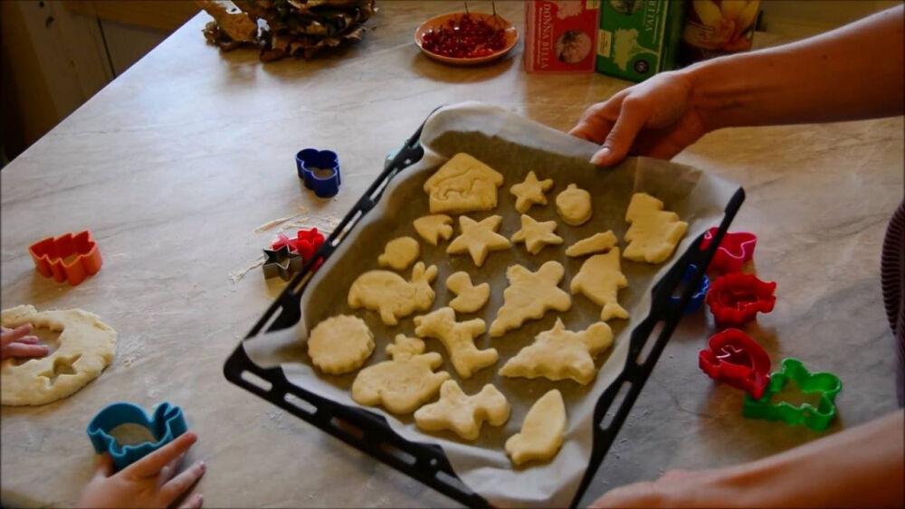 Детское творожное печенье без яиц - готовим вместе с детьми - YouTube