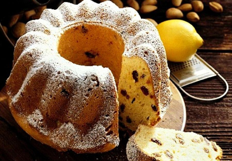 Кекс на сливках - пошаговый рецепт с фото на Повар.ру