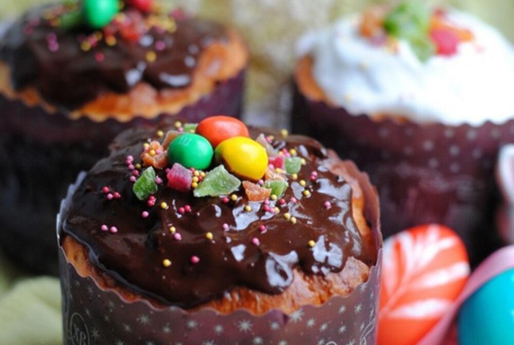 пасхальные кексы рецепты