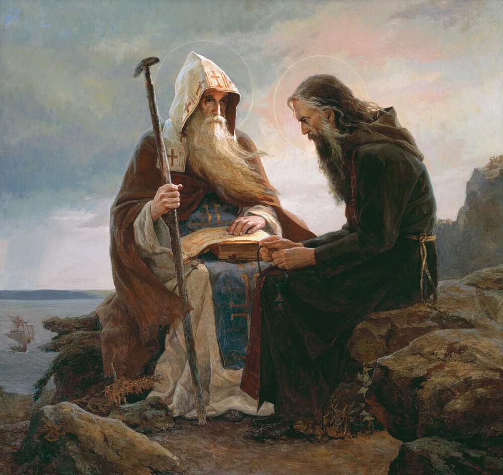 Святые Отцы о правой Вере   nasledie77