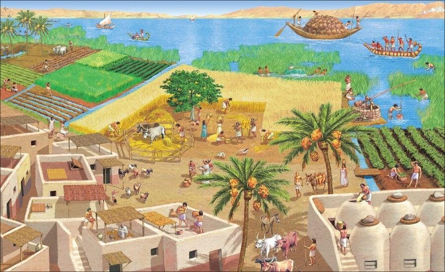 вероисповедание египтян