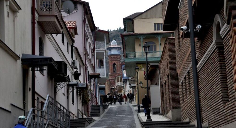 вера грузинского народа
