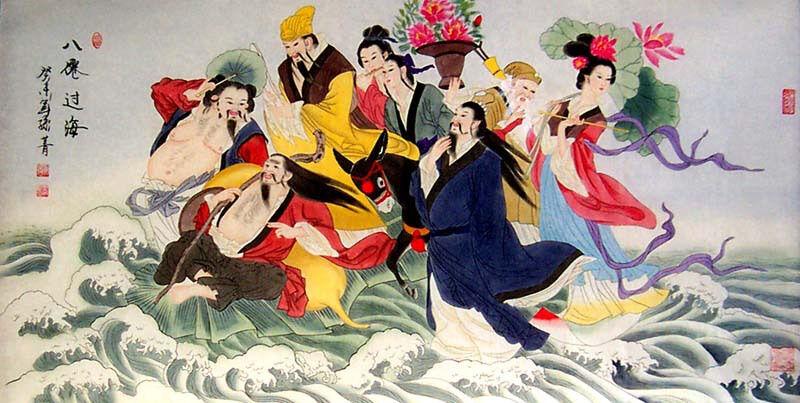 национальная религия китая